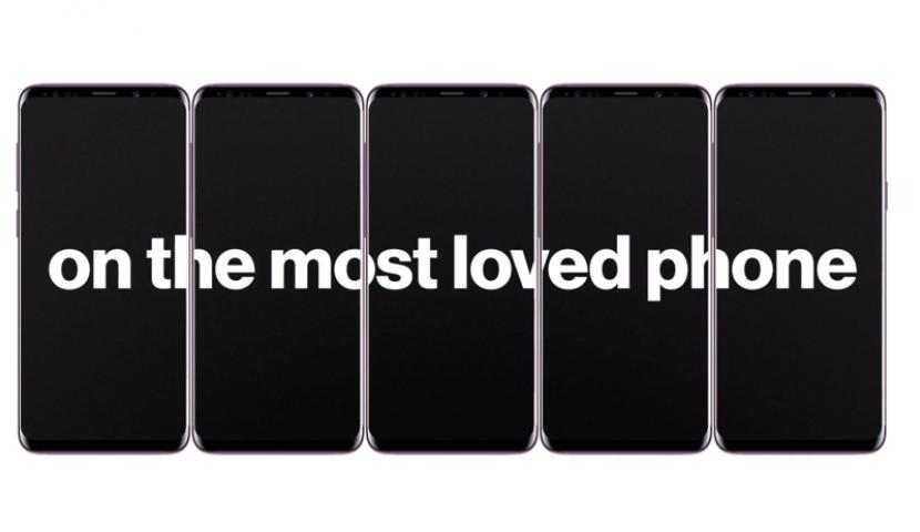 On the most loved phone